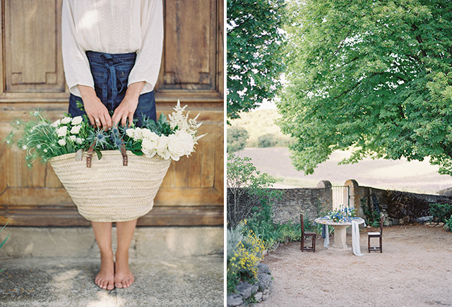 www.oliverfly.com | Oliver Fly Photography | Florist at work in Provence with Laetitia C. Fleurs d